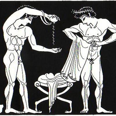 I: Istorija masaže