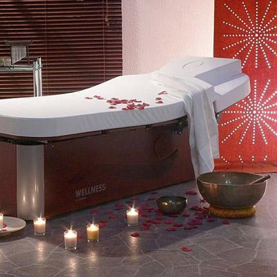 III: Prostor i radne površine za sprovođenje masaža